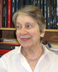 Photograph of Professor Ruth Itzhaki