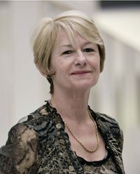 Photograph of Professor Dame Nancy Rothwell