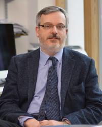 Photograph of Professor Nigel Scrutton